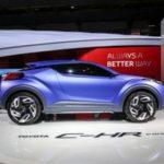 Новинка от Toyota — конкурент Nissan Qashqai