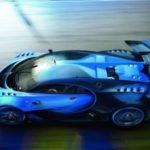 Гиперкар Bugatti из игры Gran Turismo
