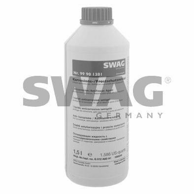 Антифриз SWAG № 99901381 (красный) концентрат 1,5 л