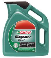 Моторное масло CASTROL 5W-40 B4 Дизель синтетика 4л