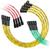 Высоковольтные провода / Штекерная гильза