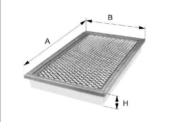 Фильтр воздушный применяется в