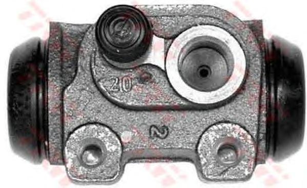 Колесный тормозной цилиндр TRW BWF130