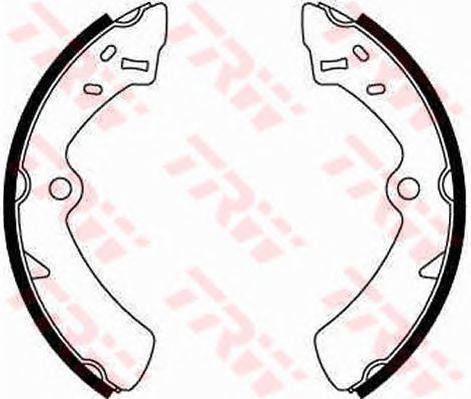 Тормозные колодки TRW GS8260