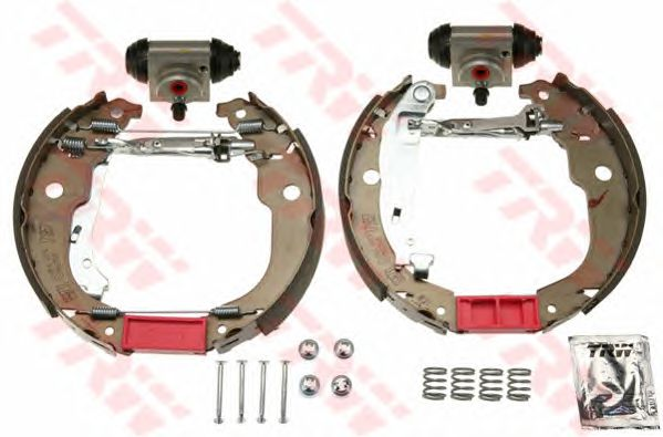 Тормозные колодки TRW GSK1264