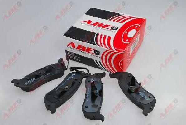 Тормозные колодки ABE C2Y011ABE