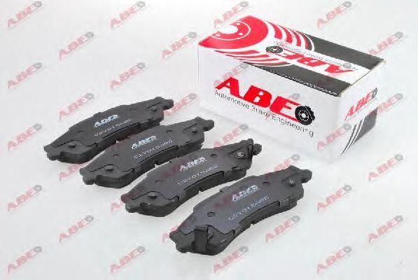 Тормозные колодки ABE C2Y015ABE