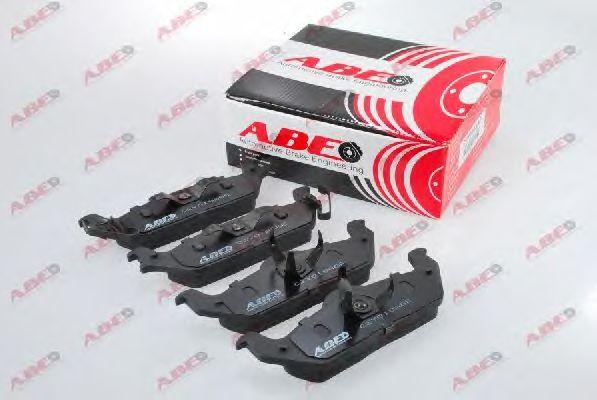 Тормозные колодки ABE C2Y018ABE