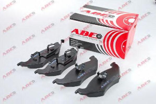 Тормозные колодки ABE C2Y023ABE