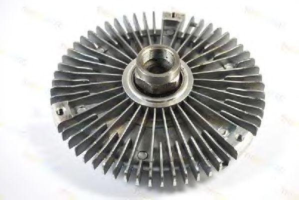 Вязкостная муфта вентилятора охлаждения THERMOTEC D5B001TT