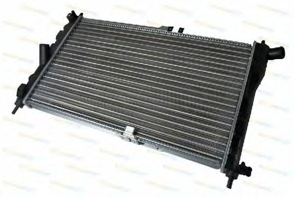 Радиатор, охлаждение двигателя THERMOTEC D70003TT