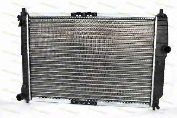 Радиатор, охлаждение двигателя THERMOTEC D70011TT