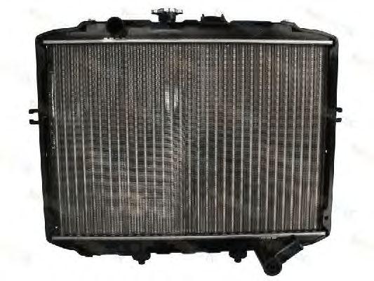 Радиатор, охлаждение двигателя THERMOTEC D70512TT