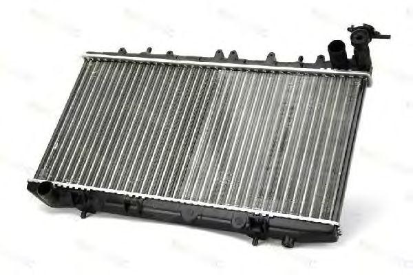 Радиатор, охлаждение двигателя THERMOTEC D71021TT