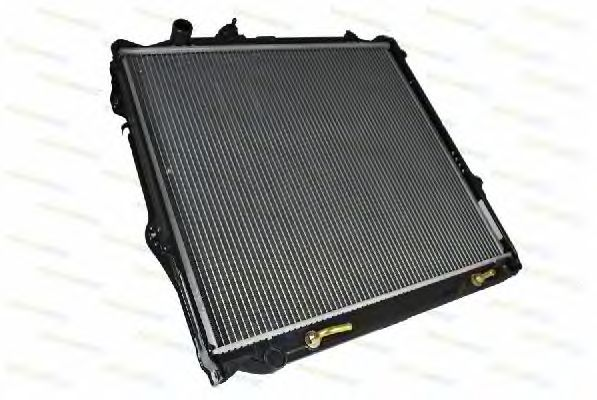 Радиатор, охлаждение двигателя THERMOTEC D72020TT