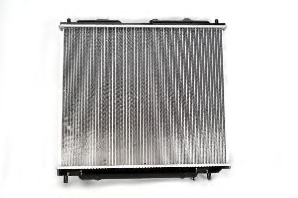 Радиатор, охлаждение двигателя THERMOTEC D75003TT