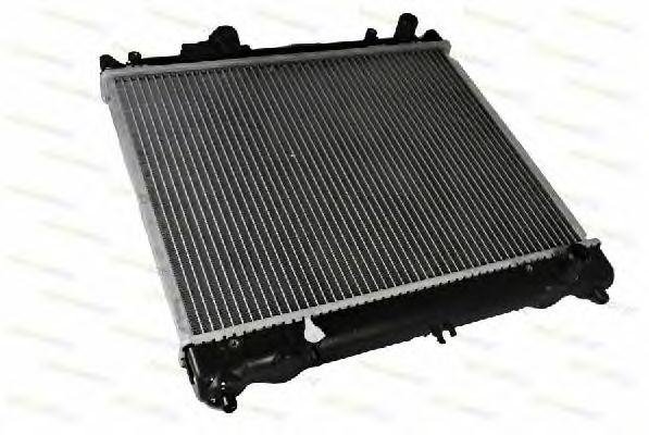 Радиатор, охлаждение двигателя THERMOTEC D78006TT