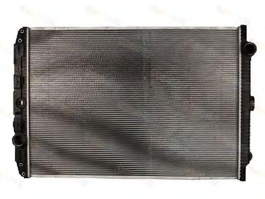 Радиатор, охлаждение двигателя THERMOTEC D7DA003TT