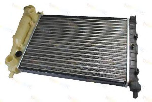Радиатор, охлаждение двигателя THERMOTEC D7F009TT