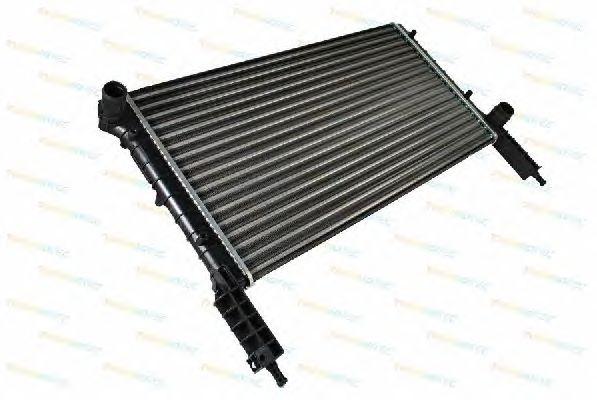 Радиатор, охлаждение двигателя THERMOTEC D7F019TT