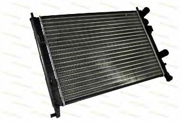 Радиатор, охлаждение двигателя THERMOTEC D7F026TT