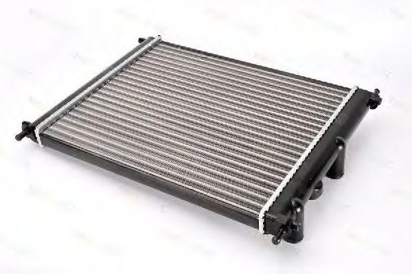 Радиатор, охлаждение двигателя THERMOTEC D7F036TT