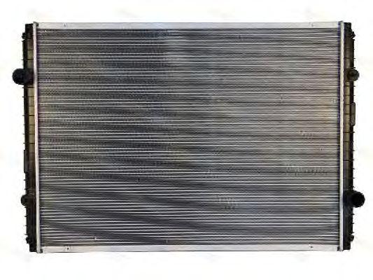 Интеркулер THERMOTEC D7RV003TT