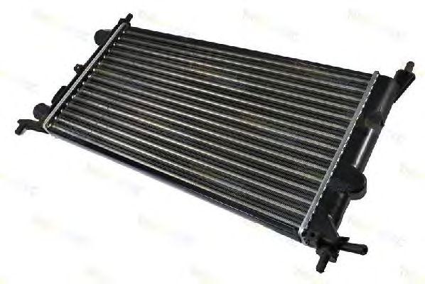Радиатор, охлаждение двигателя THERMOTEC D7X021TT