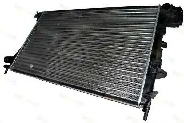 Радиатор, охлаждение двигателя THERMOTEC D7X027TT