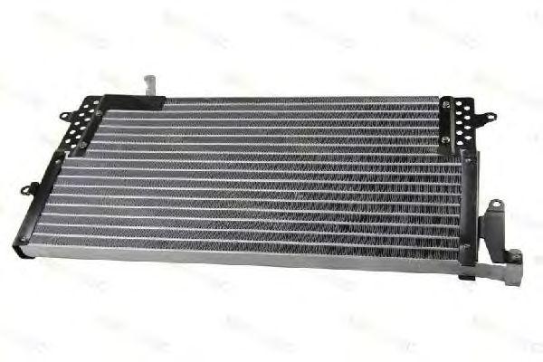 Радиатор кондиционера THERMOTEC KTT110002