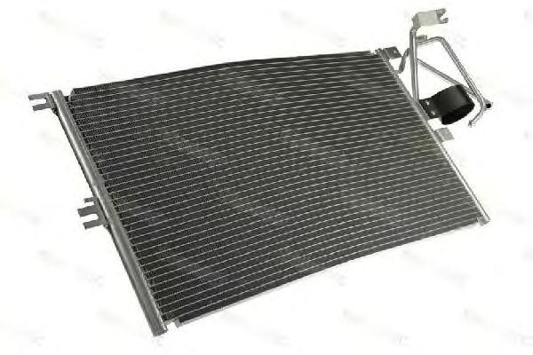 Радиатор кондиционера THERMOTEC KTT110005