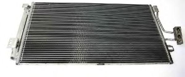 Радиатор кондиционера THERMOTEC KTT110056