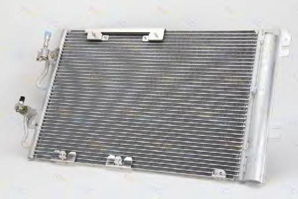 Радиатор кондиционера THERMOTEC KTT110058