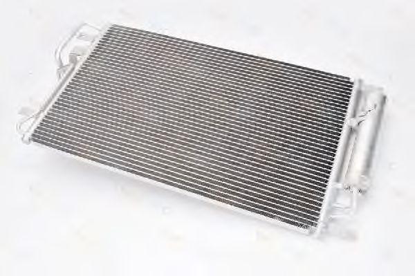 Радиатор кондиционера THERMOTEC KTT110242
