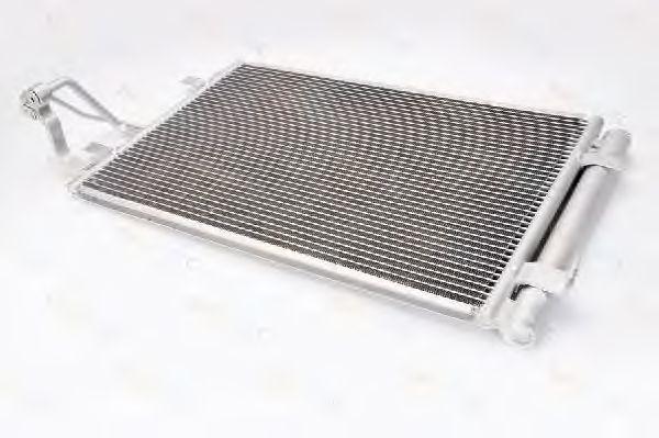 Радиатор кондиционера THERMOTEC KTT110311