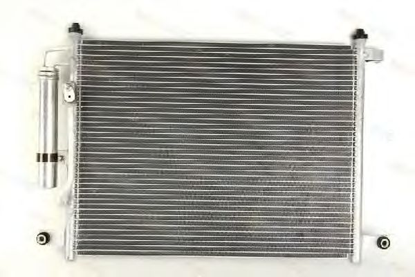 Радиатор кондиционера THERMOTEC KTT110328