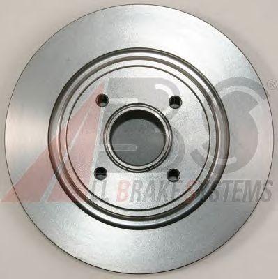 Тормозной диск A.B.S. 17728