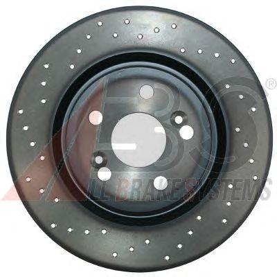 Тормозной диск A.B.S. 17781