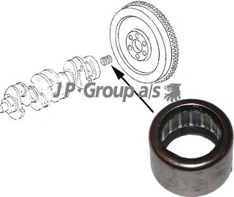 Сигнальное кольцо коленчатого вала JP GROUP 1110450300