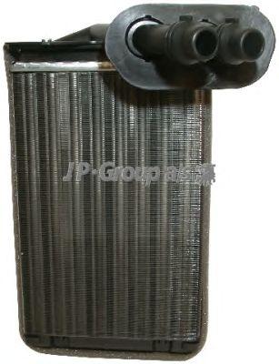 Радиатор отопителя JP GROUP 1126300100
