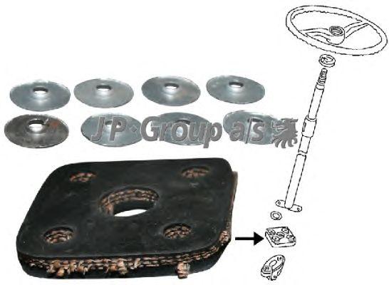 Карданный шарнир рулевого вала JP GROUP 8144250506