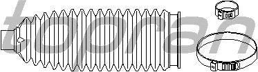 Комплект пыльников рулевой рейки TOPRAN 722 467