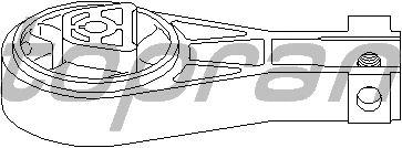 Подушки КПП TOPRAN 208 025
