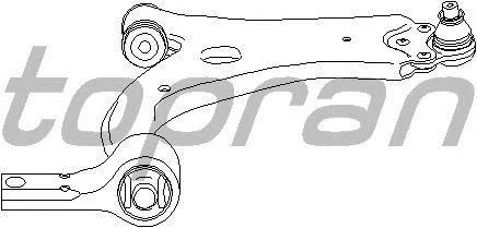 Рычаг подвески TOPRAN 302 015