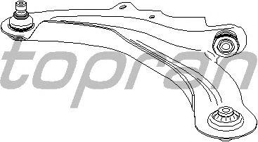 Рычаг подвески TOPRAN 700 321