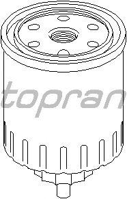 Топливный фильтр TOPRAN 700 238