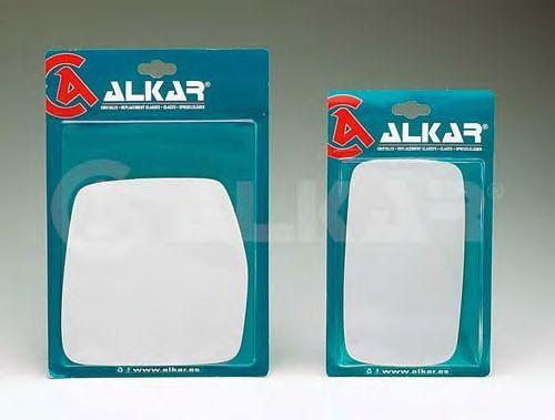 Зеркальное стекло, узел стекла ALKAR 9501505