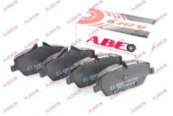 Тормозные колодки ABE C1B023ABE