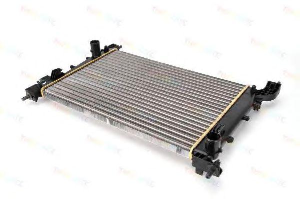 Радиатор, охлаждение двигателя THERMOTEC D7F038TT