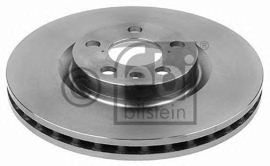 Тормозной диск FEBI BILSTEIN 14075